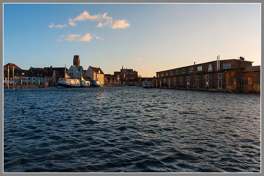 Wismar Hochwasser